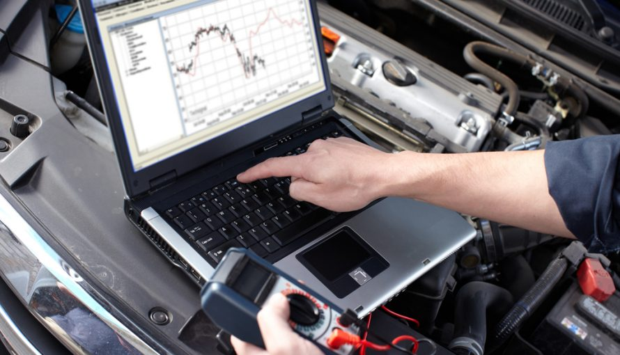 diagnosis del vehículo
